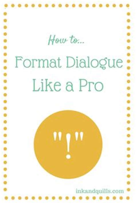 Dialogue Examples Holly Lisle: Writer